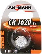 Бутонна батерия CR1620 - батерия