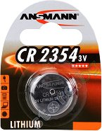 Бутонна батерия CR2354 - Литиева 3V - 1 брой -