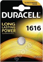 Бутонна батерия DL1616 - Литиева 3V - 1 брой - батерия