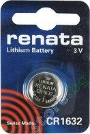Бутонна батерия CR1632 - батерия