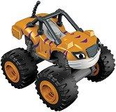 """Тигър - Метална количка от серията """"Пламъчко и машините"""" - играчка"""