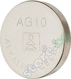 Бутонна батерия AG10 / 389A - батерия