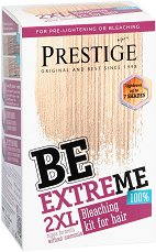 Vip's Prestige Be Extreme 2XL Bleaching Kit - Изрусяващ комплект за коса - шампоан