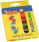 Пластилин - Комплект от 6, 10 или 15 цвята