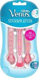 Gillette Venus Treasures Design Edition Razor -