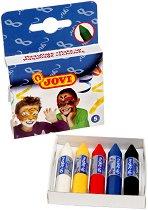 Бои за лице - Комплект от 5 или 10 цвята