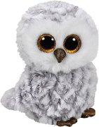 """Бухалче - Owlette - Плюшена играчка от серията """"Beanie Boos"""" -"""