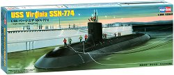 Подводница - USS Virginia SSN - 774 - Сглобяем модел -