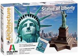 Статуята на свободата - Сглобяем модел -
