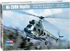 Полски хеликоптер - Mi-2URN Hoplite - Сглобяем авиомодел -