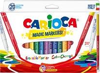 Магически маркери - Комплект от 20 броя