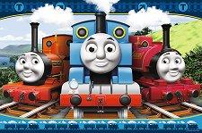 Влакчето Томас - пъзел