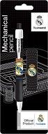 Автоматичен молив - ФК Реал Мадрид - Комплект от молив и графити