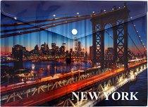 """Папка с копче - Формат A4 и A5 от серията """"New York"""""""