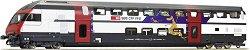 Електрически локомотив - IC2000 - ЖП модел -