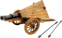 Da Vinci - Оръдие - Сглобяем модел -