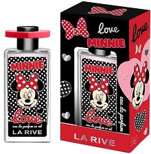 """La Rive Minnie Love EDP - Детски парфюм от серията """"Мини Маус"""" - продукт"""