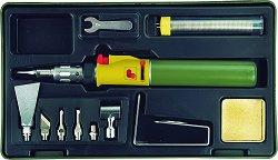 Газов инструмент за термична обработка - Microflam MGS - Комплект с аксесоари -