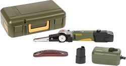 Акумулаторен лентов шлайф BS/A с батерия и зарядно - Инструмент за моделизъм -