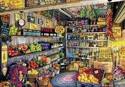 Магазинът на фермерите - пъзел