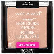 Wet'n'Wild MegaGlo Highlighting Powder - Пудра за лице с хайлайт ефект - балсам