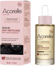 """Acorelle Serum Anti Hair Regrowth Targeted Areas - Серум за намаляване на окосмяването за лице и тяло от серията """"Hair Regrowth Minimizer"""" - продукт"""