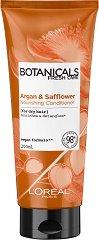 L'Oreal Botanicals Argan & Safflower Nourishing Conditioning - продукт