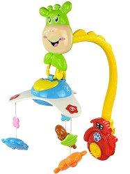 Музикална въртележка - Fawn - Играчка за бебешко креватче -