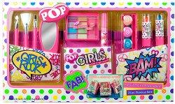 Детски комплект с гримове - POP Girls - продукт