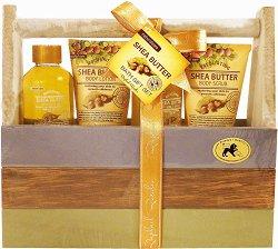 Raphael Rosalee Fruits of Paradise Shea Butter No.109 - Подаръчен комплект с козметика за тяло с масло от ший -