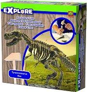 Разкопки - Тиранозавър - играчка