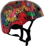 Детска каска - Freestyle Komik - Аксесоар за велосипедисти -