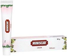 Charak Miniscar Cream - Крем против белези и стрии - продукт