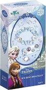 Направи сама бижута - Замръзналото кралство - Творчески комплект - играчка