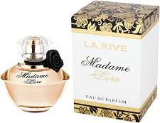La Rive Madame in Love EDP - шампоан