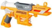 """Бластер - FalconFire - Комплект с 6 броя меки стрелички от серията """"Nerf"""" - играчка"""