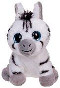 """Зебра - Stripes - Плюшена играчка от серията """"Beanie Boos"""" -"""