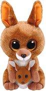 """Кенгуру - Kipper - Плюшена играчка от серията """"Beanie Boos"""" -"""