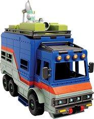 """Каравана Rustbucket - 2 в 1 - Детска играчка от серията """"Ben 10"""" -"""