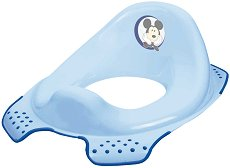 Анатомична седалка за тоалетна чиния - Мики Маус - гърне
