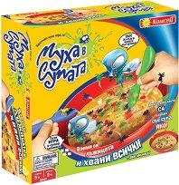 Муха в супата - Детска състезателна игра - игра