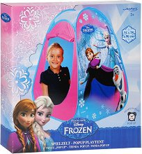 """Детска палатка - Елза, Анна и Олаф - Аксесоар от серията """"Замръзналото кралство"""" -"""