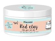 Nacomi Red Clay - Червена глина на прах - маска