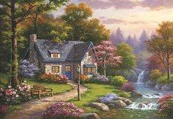Къща край водопада - Сунг Ким (Sung Kim) -