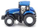 """Трактор - New Holland T8.390 - Метална играчка от серията """"Super: Agriculture"""" - фигура"""