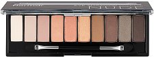 Flormar Eye Shadow Palette Nude - Палитра с 10 цвята сенки за очи -