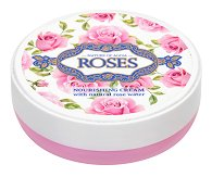"""Nature of Agiva Royal Roses Nourishing Cream - Подхранващ крем за лице и тяло от серията """"Royal Roses"""" - продукт"""