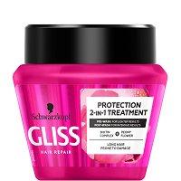 """Gliss Supreme Length Intensive Mask - Маска за дълга коса, склонна към увреждане от серията """"Supreme Length"""" -"""