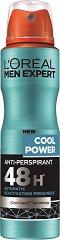 L'Oreal Men Expert Cool Power Anti-Perspirant - Дезодорант против изпотяване за мъже - лосион