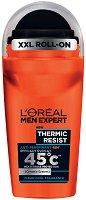 L'Oreal Men Expert Thermic Resist Anti-Perspirant - Ролон дезодорант против изпотяване за мъже - шампоан
